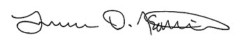 L. Kaptain Signature