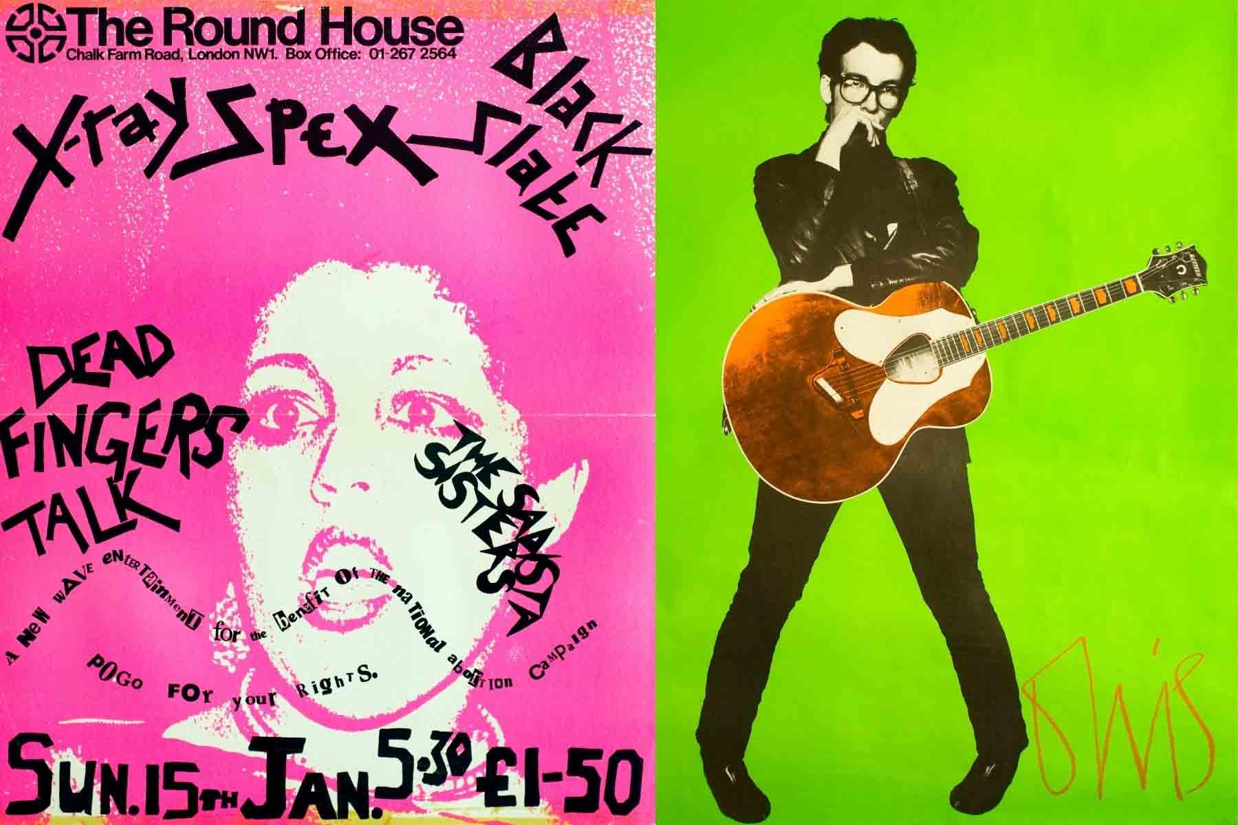 X-ray specs and Elvis Costello