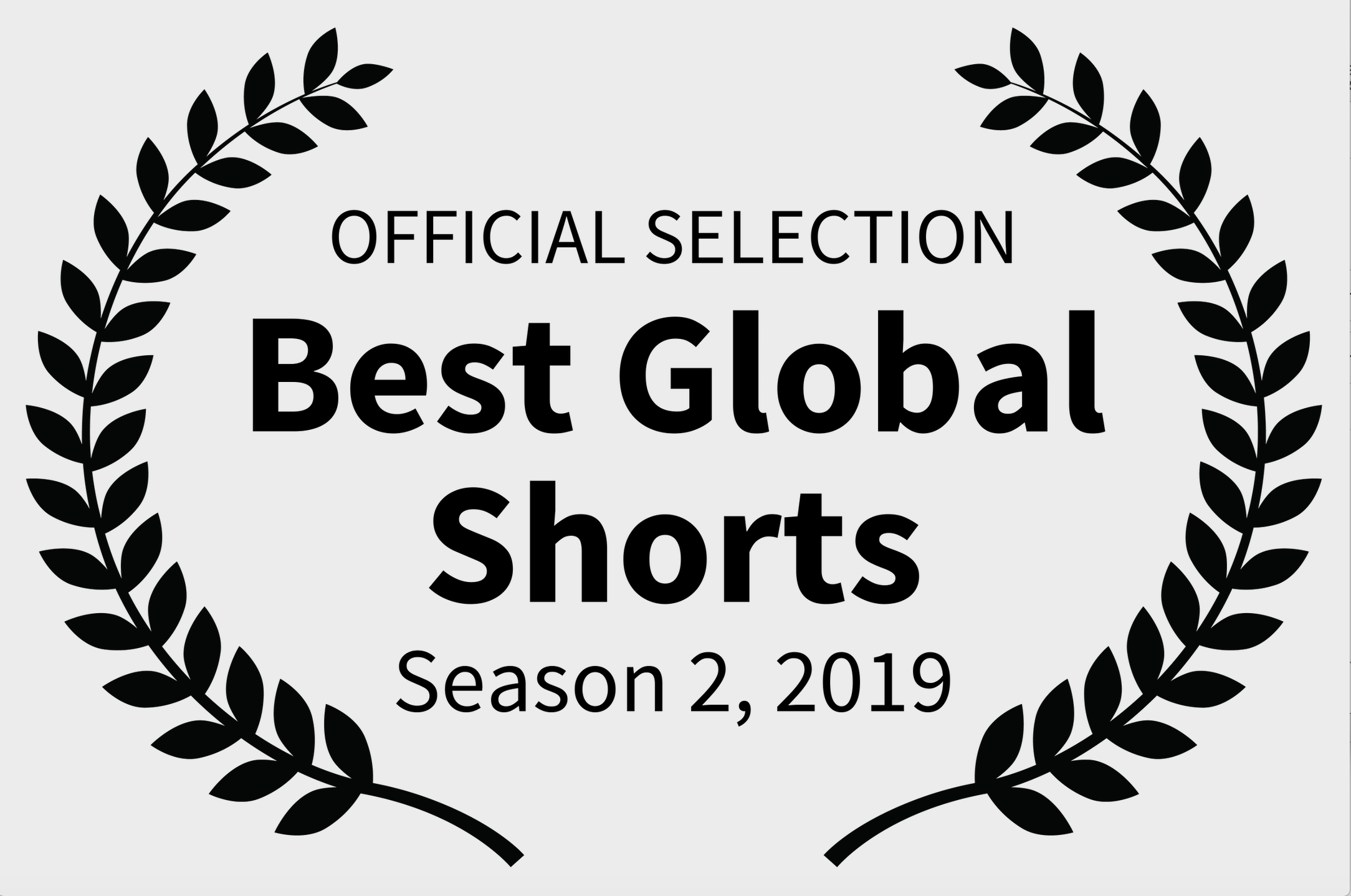 Official Selection Best Global Shorts Season 2, 2019 for